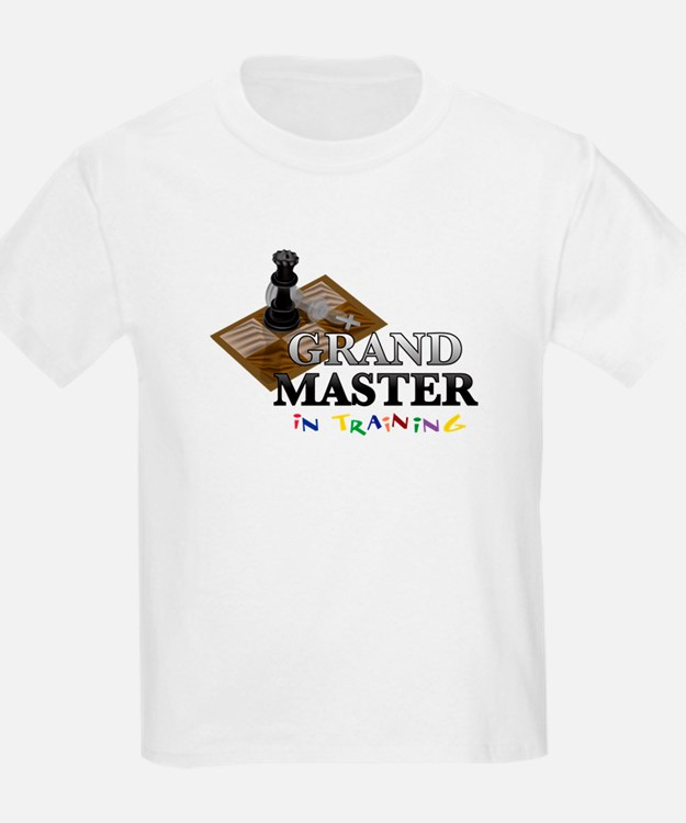 Grand Master in Training T-Shirt