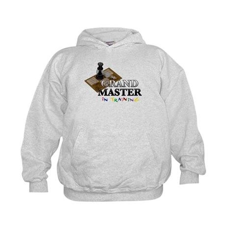 Grand Master in Training Kids Hoodie