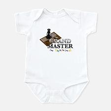 Grand Master in Training Infant Bodysuit