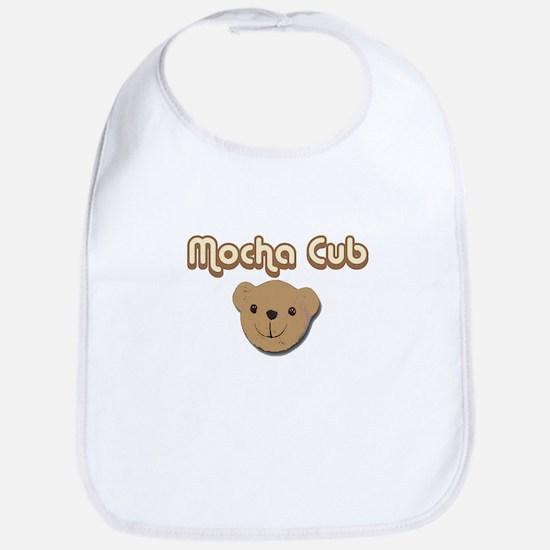 Mocha Cub Bib