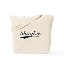 Vintage Shaylee (Black) Tote Bag