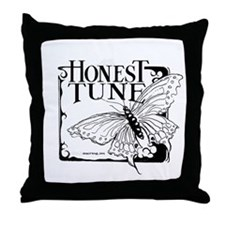 Cute Tune Throw Pillow
