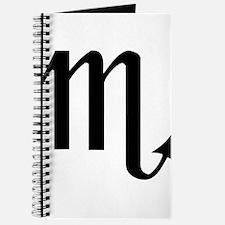 SCORPIO (30) Journal