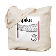 i spike Tote Bag