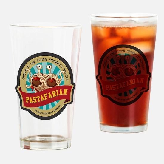 Cute Creationism Drinking Glass