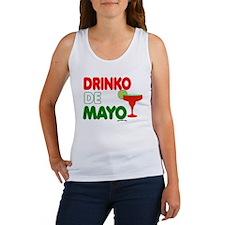 DRINKO DE MAYO Women's Tank Top