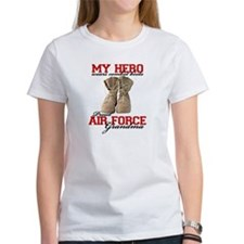 Combat boots: USAF Grandma Tee
