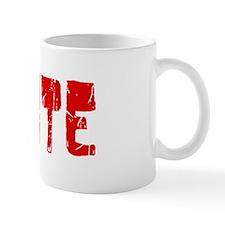 Donte Faded (Red) Mug