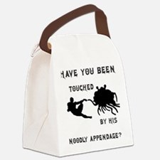 Pastafarian Canvas Lunch Bag