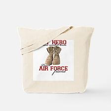 Combat boots: USAF Friend Tote Bag