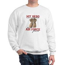 Combat boots: USAF Friend Sweatshirt