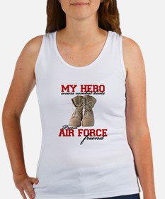Combat boots: USAF Friend Women's Tank Top
