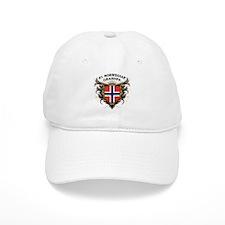 Number One Norwegian Grandpa Baseball Cap