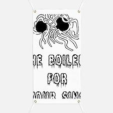 Cool Pastafarian Banner