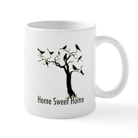 Home Sweet Home Tree Mug