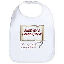 Sweeney's Barber Shop Bib