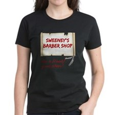 Sweeney's Barber Shop (Dark) Tee