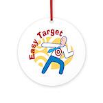Easy Target Keepsake (Round)