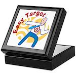 Easy Target Keepsake Box