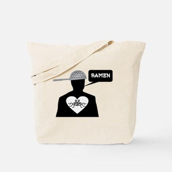 Unique Anti design Tote Bag