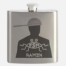 Pastafarian Flask