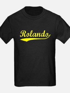 Vintage Rolando (Gold) T