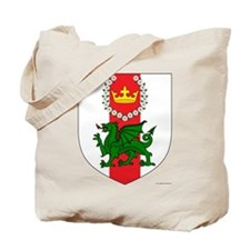 Queen of the Midrealm Tote Bag