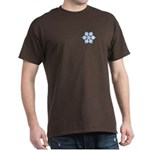 Flurry Snowflake XIX Dark T-Shirt