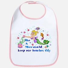 Be A Mermaid Bib