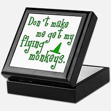 Flying Monkeys Keepsake Box