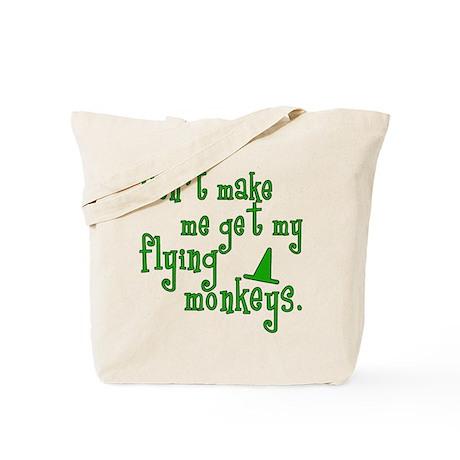 Flying Monkeys Tote Bag