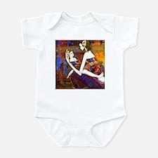 Cute International day of peace Infant Bodysuit