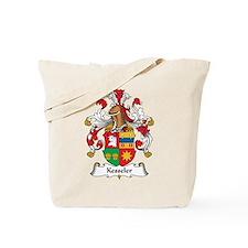 Kesseler Family Crest Tote Bag