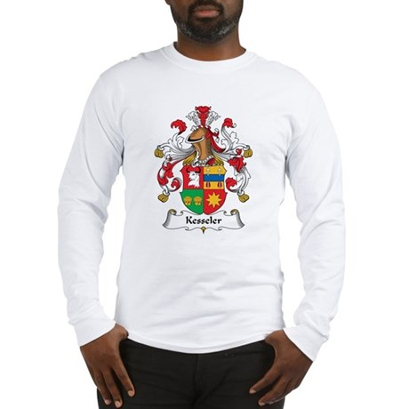 Kesseler Family Crest Long Sleeve T-Shirt
