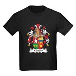 Kesseler Family Crest Kids Dark T-Shirt