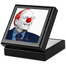 Clown Cheney Keepsake Box