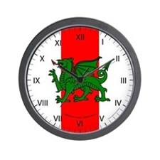 Midrealm Ensign Wall Clock