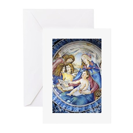 Madonna Mural Greeting Cards (Pk of 20)
