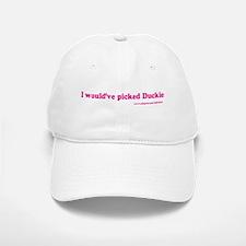 Pretty in Pink Baseball Baseball Cap