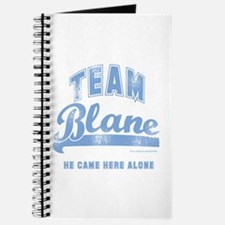 Team Blane Journal