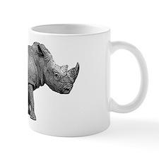 Boss rhino Small Mugs