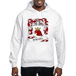 Schrader Family Crest Hooded Sweatshirt