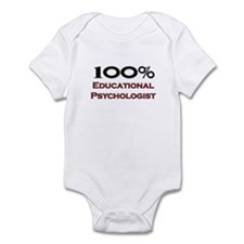 100 Percent Educational Psychologist Infant Bodysu