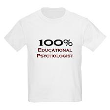 100 Percent Educational Psychologist T-Shirt