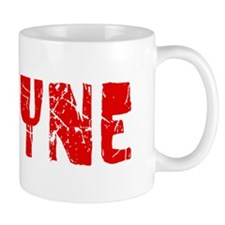 Dwayne Faded (Red) Mug