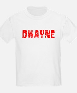 Dwayne Faded (Red) T-Shirt