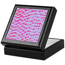 Pink Jelly Beans Designer Keepsake Box