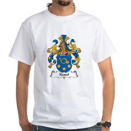 Kessel Family Crest White T-Shirt