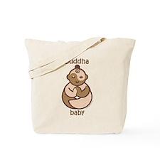 Happy Buddha Baby : Flesh Tones Tote Bag