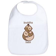 Happy Buddha Baby : Flesh Tones Bib
